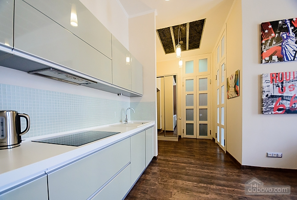 Stylish one-bedroom apartment with large shower and kitchen, Una Camera (61627), 014
