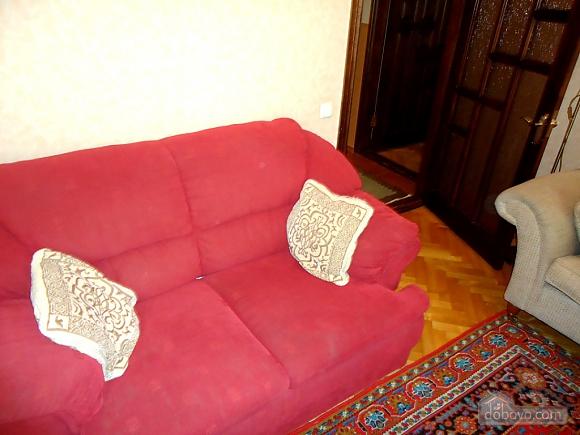 Затишна квартира в тихому центрі, 2-кімнатна (39901), 002