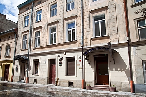Luxury apartment near to Rynok square, Studio, 021