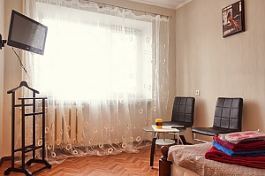 Apartment near Lukianivska metro station, Studio, 004