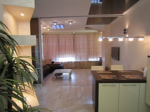 Apartment with stunning panoramic views, One Bedroom, 002