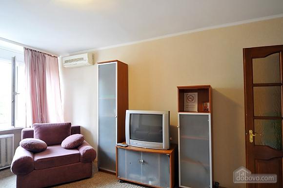 Затишна квартира в центрі, 1-кімнатна (66636), 002
