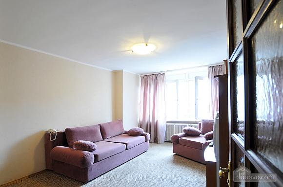 Затишна квартира в центрі, 1-кімнатна (66636), 005