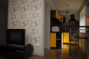 Stylish apartment, Studio, 004