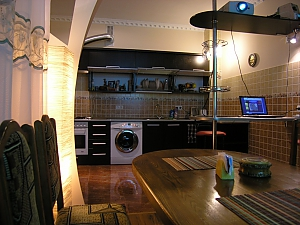 Bukovynska, One Bedroom, 002