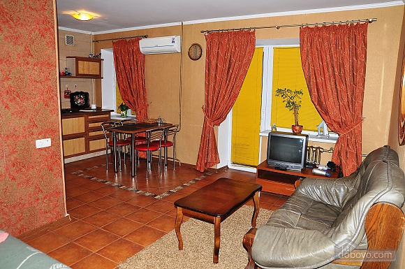 Apartment on Chervonyi bridge with a good renovation, Monolocale (90075), 003