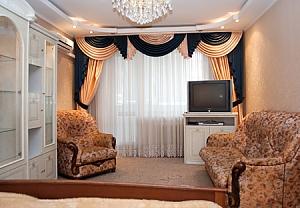 Квартира посуточно на Оболони, 1-комнатная, 001