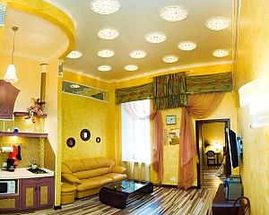 Monako, One Bedroom, 001
