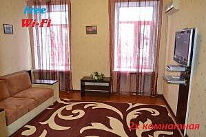 Very good apartment in the city center, Zweizimmerwohnung, 001