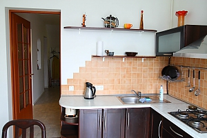 Cheap cozy flat with WI FI, Un chambre, 004