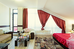 Cozy and spacious suites, Monolocale, 011