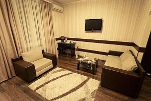 Затишний і просторий номер категорії люкс, 1-кімнатна, 002