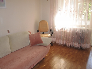 Квартира біля моря на 7 ст. Великого Фонтану, 1-кімнатна, 003