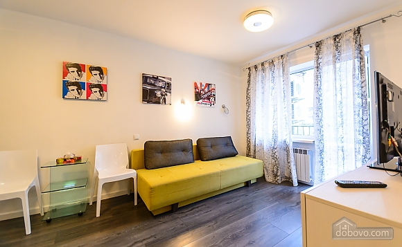 Cozy one-bedroom apartment with balcony, One Bedroom (13384), 012