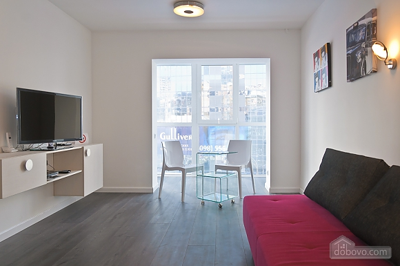 Stylish one-bedroom panoramic view apartment, One Bedroom (35900), 004