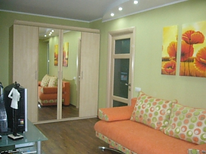 In the city center, One Bedroom, 003