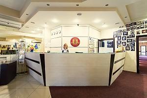 Просторі апартаменти для відпочинку і бізнесу, 1-кімнатна, 011