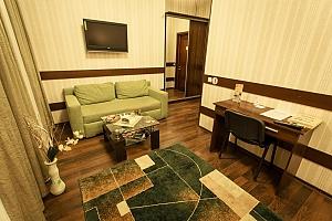 Просторі апартаменти для відпочинку і бізнесу, 1-кімнатна, 002