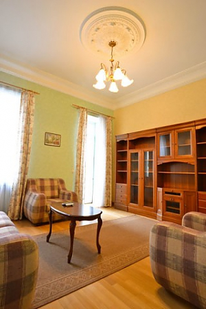 Lovely and spacious apartment next to Sofievskaya Cathedral, Zweizimmerwohnung, 004