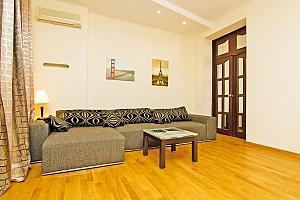 Квартира на вулиці Пушкінській в самому центрі, 2-кімнатна, 001
