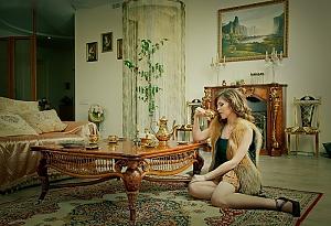 Квартира класу люкс на Дерибасівській, 3-кімнатна, 001