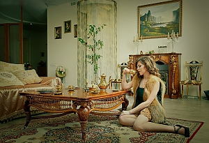 Luxury, Two Bedroom, 001