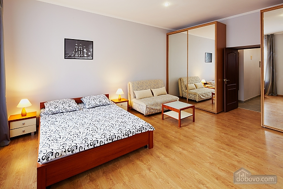 Квартира в центре, 1-комнатная (74613), 002