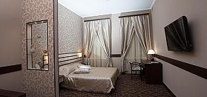 Номер в затишному готелі в центрі, 1-кімнатна, 006