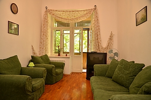 7 sleeping places Andreevskiy Descent, Two Bedroom, 001