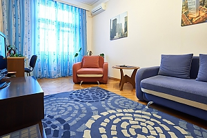 Cozy apartment on Sofiivska street, One Bedroom, 001