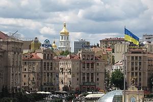 Апартаменты на Майдане Незалежности, 1-комнатная, 005