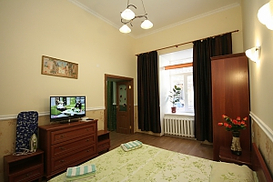 New apartment near Soborna Square, Zweizimmerwohnung, 003