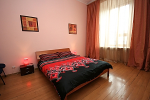 Excellent luxury apt with Jacuzzi and a picturesque view, Two Bedroom, 002