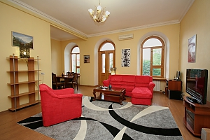 Excellent luxury apt with Jacuzzi and a picturesque view, Two Bedroom, 001