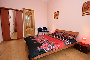 Excellent luxury apt with Jacuzzi and a picturesque view, Two Bedroom, 004