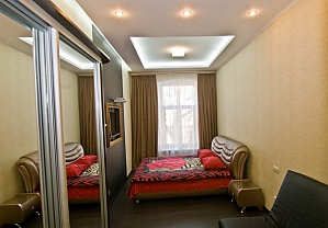 Stylish luxury apartment with Jacuzzi, Two Bedroom, 001