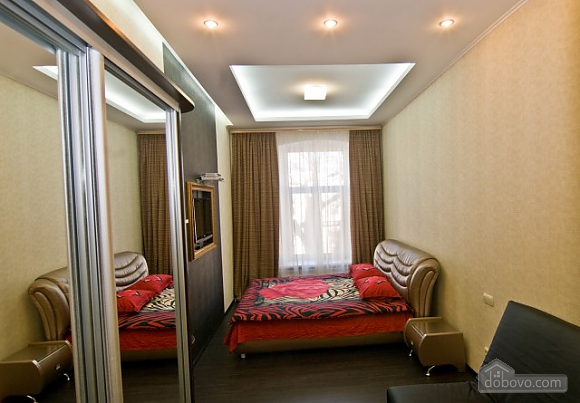 Stylish luxury apartment with Jacuzzi, Deux chambres (13919), 001