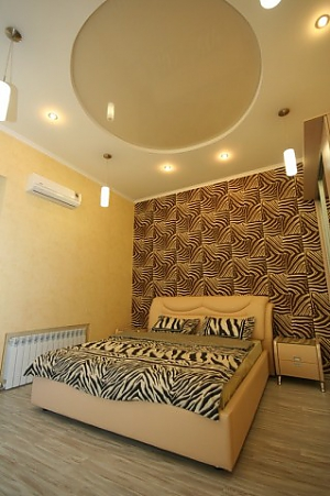 Stylish luxury apartment with Jacuzzi, Two Bedroom, 004