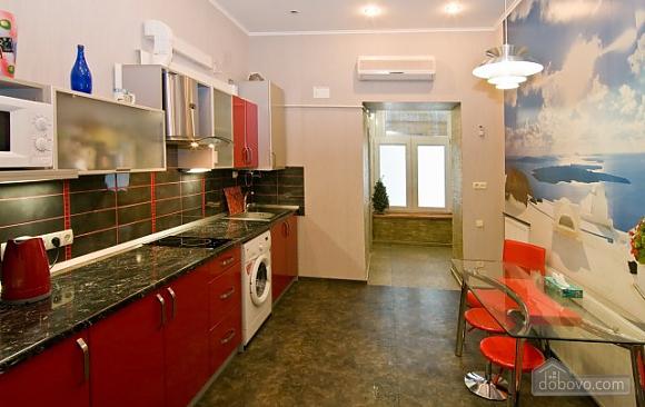 Стильный люкс с джакузи в центре, 3х-комнатная (13919), 009