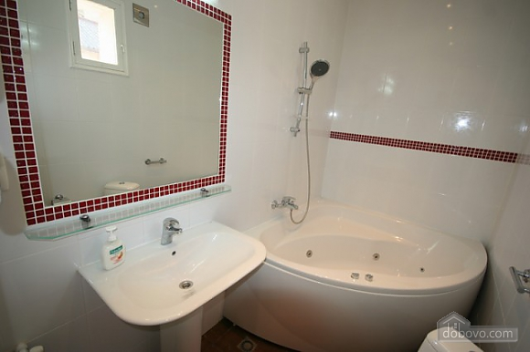 Stylish luxury apartment with Jacuzzi, Deux chambres (13919), 014