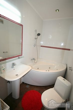 Stylish luxury apartment with Jacuzzi, Deux chambres (13919), 015
