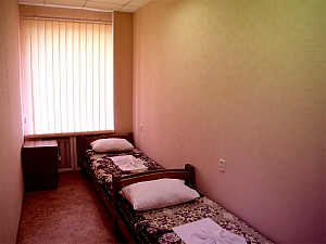 A room in a hostel for 2 guests, Monolocale, 004