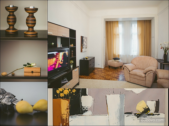 Apartment in the center, One Bedroom (84039), 005