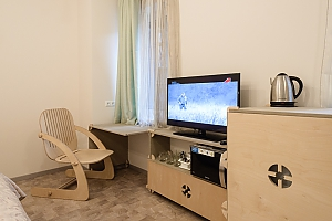 Quiet comfortable double room with shower, Monolocale, 009