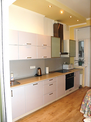 Super Euro apartment in a new luxury house, One Bedroom, 003