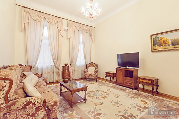Комфортная 3х комнатная квартира LUX на Майдане, 3х-комнатная (20379), 001
