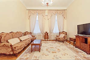 Comfortable 2 bedroom LUX on Nezalezhnosti square, Two Bedroom, 002