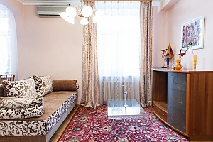 Apartment with nice interior , One Bedroom, 010