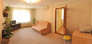 The apartment a block away from the main street, One Bedroom, 001