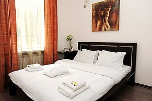 Luxury apartment in the center of the capital, Monolocale, 001